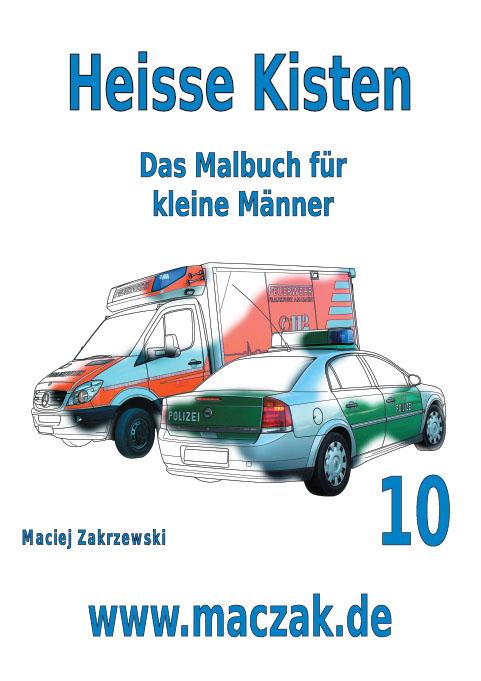 maczak - Malbücher